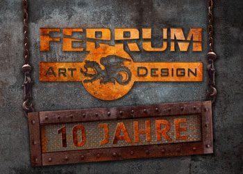 Ferrum Art Design Katalog Sommer 2020