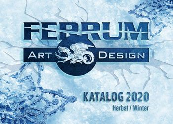 Ferrum Art Design Katalog Winter 2020